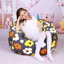 Extra Large Storage Bean Bag | Kids Bean Bag | Stuffed Toy Storage | Bean Bag