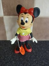 More details for vintage 1960's walt disney minnie mouse figure r. dankin & co made in hong kong