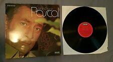 Jean Claude Pascal LP Ein Lied aus Paris Decca Royal German import vg+ SLK 16687