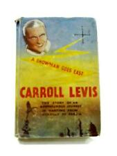 A Showman Goes East Book (Carrol Levis - 1944) (ID:95041)