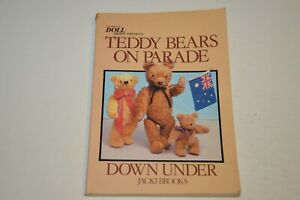 Teddy Bears On Parade Down Under 1986 by Jacki Brooks *ACCEPTABLE-READ*