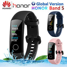 Huawei Honor Band 5 0.95 inch AMOLED Touch 5ATM Smart Watch Heart Rate Monitor