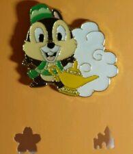 Disney Tokyo Sea Arabian Coast Game Prize Aladdin Genie Lamp Chip and Dale Tds