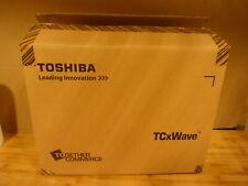 New Toshiba TCxWave POS System 6140-E5C Celeron 3955U 2.0ghz 4GB Win10 Ent 64gb