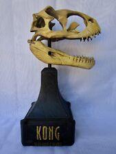 """KONG  Eighth Wonder Of The World  """" VENATOSAURUS SKULL """"  Weta Statue  In Box"""
