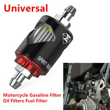 Universal Motorcycle Gasoline Filter Oil Filter Fuel Filter Prevent Impurities