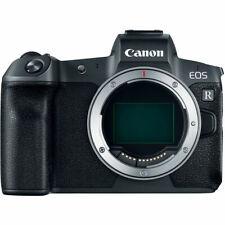Canon EOS R Body Only Mirrorless Digital Camera [kit box]  (International Ver.)