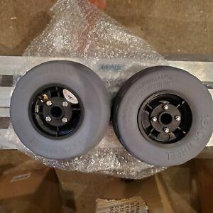 """Bonnlo-Set of 2, 8.5"""" Beach Wheels/tires...New in box + includes an air pump."""