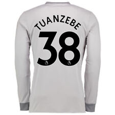 Camisetas de fútbol de clubes internacionales de manga larga talla S
