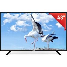 "TV TELEVISORE 43"" POLLICI LED ARIELLI FULL HD 1080p DVB-T2 DVB-C HDMI VGA"
