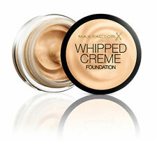 3 x Max Factor Whipped Creme Foundation - 30 Porcelain Demi Matte Foundation