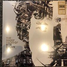 "BOB DYLAN ""MANY FACES OF BOB DYLAN"" 2 x COLOURED VINYL LP - BRAND NEW"