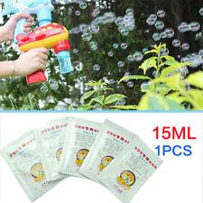 Mixing Ratio 1:10 15ML Liquid Bubble Soap Liquid Safe High Concentration