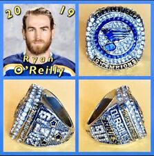 St. Louis Blues Ryan O'Reilly 2019 Championship Ring Size 11