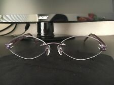 68ffb4f97f54 Preowned - Authentic Rimless Daniel Swarovski Eyeglasses - Purple