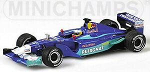 Sauber Petronas C21 Red Bull Formula1 2002 #7 Nick Heidfeld 1:43
