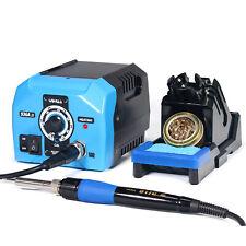 120w Electric Hot Air Soldering Rework Station Desoldering Heat Gun 110v New
