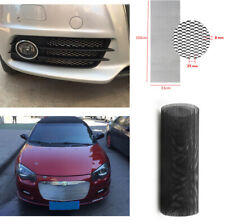 DIY Hexagonal Style Grills Racing Car Bumper Intercooler Fender Mesh 100cmx33cm