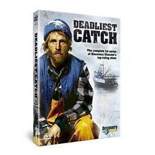 Deadliest Catch - Series 1 [DVD], Good DVD, ,