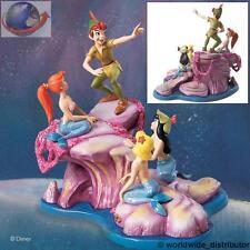 Walt Disney Classic WDCC PETER PAN & MERMAIDS 4006675 RARE DISCONTINUED