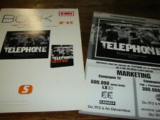 TELEPHONE - LOT COLLECTOR PLATINUM COLLECTION !!!!!!!!!