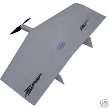 WASP UAV AeroVironment Unmanned Airplane Desk Wood Model Small New