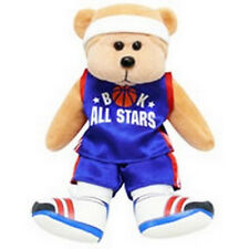 SKANSEN  BEANIE KID DUNK'N THE BASKETBALLER BEAR MINT WITH MINT TAG