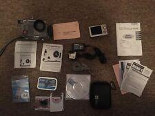 Olympus MJU 850 SW waterproof underwater digital camera & Ikelite Dive Box
