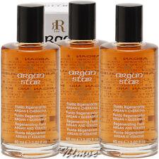 Regenerating Fluid Argan Star 3 x 60ml RR Line ® Fluido Rigenerante + Keratin