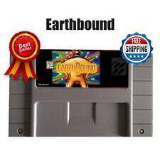 Earthbound SNES Super Nintendo Video Game Cartridge Card 16 Bit NTSC USA