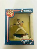 1993 Starting Lineup - Nolan Ryan Stadium Star - MLB Rangers Arlington Stadium