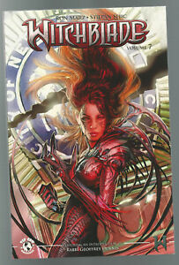 NEW! IMAGE COMICS TPB TOP COW - WITCHBLADE VOL. 7 Ron Marz 2009 graphic novel