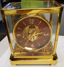 VINTAGE ATMOS VIII 15 JEWEL LE COULTRE, MASTER WATCH MAKERS