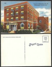 Old Pennsylvania Postcard - Williamsport - Elks Home