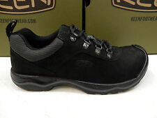 KEEN MENS RIALTO LACE BLACK SIZE 12