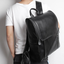 Cadno Genuine Leather Back Pack