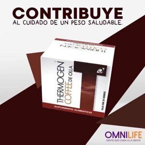 OMNILIFE THERMOGEN COFFE DE OLLA 30 SACHETS •• FREE SHIPPING••