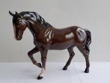 ROYAL DOULTON HORSE PONY SPIRIT OF YOUTH BROWN GLOSS MODEL No DA 59A PERFECT