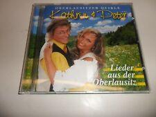 CD  Lieder aus der Oberlausitz  von Kathrin & Peter