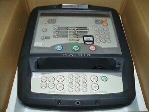 Matrix C5x upper board console cover set (elliptical)
