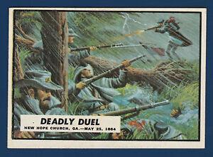 DEADLY DUEL 1962 CIVIL WAR NEWS NO 67 NRMINT+