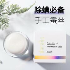 Mites Silk Soap Control Pox Water Moisturizing Skin Cleaning Oil-Controller