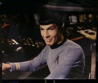 Star Trek Movie Promotion Photo: Spock on the Deck Photograph