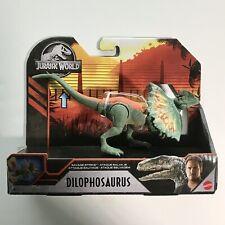 NEW! Jurassic World - Savage Strike DILOPHOSAURUS - Frill Moves - FREE SHIPPING!