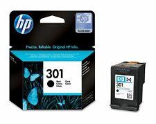 Genuine HP 301 Black Ink Cartridge (CH561EE) | FREE 🚚 DELIVERY