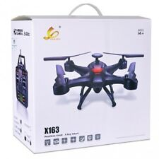Quadcopter Drone (7.0) w/HD Camera LED Lights and Flip 2.4 GHZ remote control