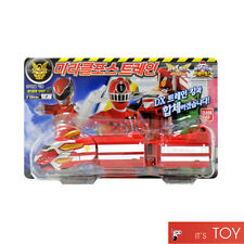 Power Rangers ToQger Tokkyuger EX Goseiger Ressha Train Set Red Sentai Bandai