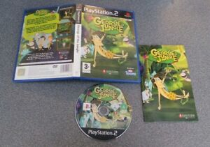 GEORGE OF THE JUNGLE PS2 COMPLETE TESTED DISC EXCELLENT
