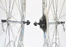 """VINTAGE MAILLARD WOLBER SPIDEL ATOM 6 SPEED ROAD BICYCLE 27"""" WHEELS SET 122 MM"""