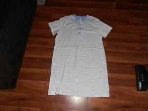 Comtessa Sleepshirt Nachthemd Bigshirt Kurzarm Single Jersey jade 201261 NEU